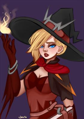 witchmercy